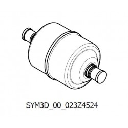 Filtrdehydrátor DML163S