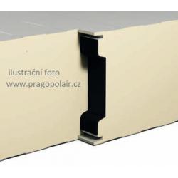 Panel chladírenský 40 mm