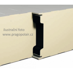 Panel chladírenský 80 mm