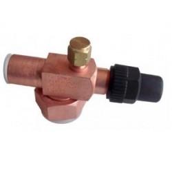 Ventil rotalock Q300-S12/D/S