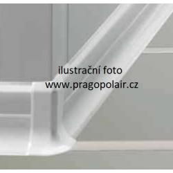 Lišta  PVC + AL