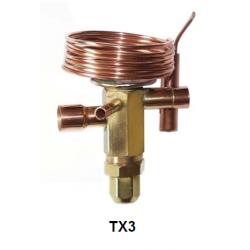 Ventil TX3-N34, R407C