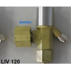 Ventil LIV120 pro ZF25-ZF49