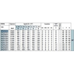 Kondenzační jedn. GPCL015Z02