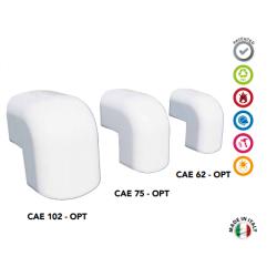 Koleno roh. vnější CAE62-OPT