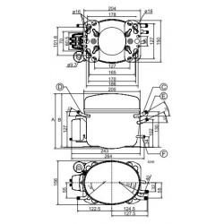 Kompresor FR 7GH