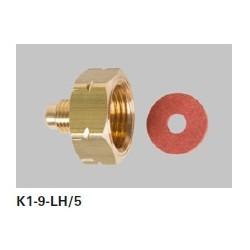 Redukce lahve K1-9-LH