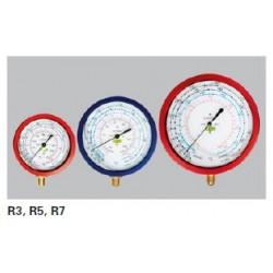 Manometr R7-320-M-R407C-1/4SAE