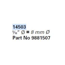 Těsnění 14503, 8 MM