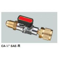 """Ventil kulový  CA 1/4""""SAE-R"""