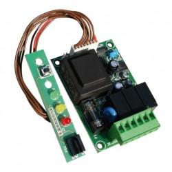 Elektronika vzduchové clony